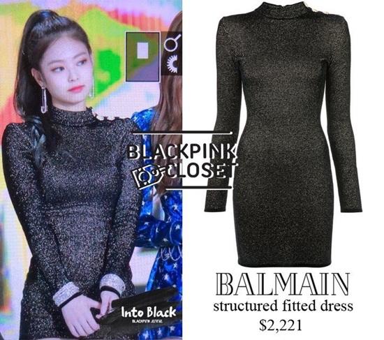 Idol sang chảnh Jennie khoe hình thể với chiếc váy hàng hiệu - 2