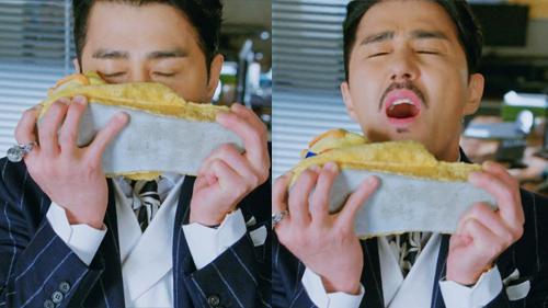 Đã tìm thấy ông chú lầy lội nhất màn ảnh nhỏ Hàn Quốc đầu năm - 2