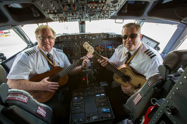 Những sự thật hành khách cần biết về các chuyến bay và phi công