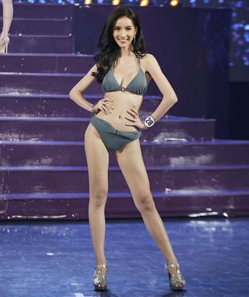 Nhan sắc đối thủ đáng gờm nhất của Hương Giang ở Hoa hậu chuyển giới - 2