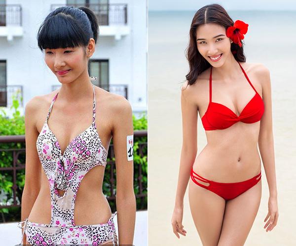 Bộ ba Hoa hậu Hoàn vũ dậy thì thành công thế nào từ thời Next Top - 4