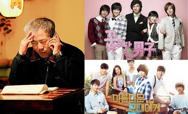 Jeon Ki Sang là cha đẻ của nhiều bộ phim nổi tiếng của Hàn Quốc.