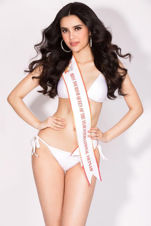 Cô gái sẽ lên ngôi Hoa hậu Đại dương nếu Ngân Anh bị tước vương miện - 6