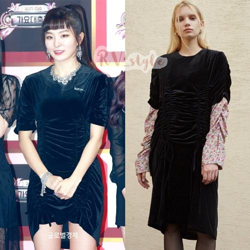 Red Velvet luôn sợ hớ hênh vì stylist có sở thích cắt váy - 7