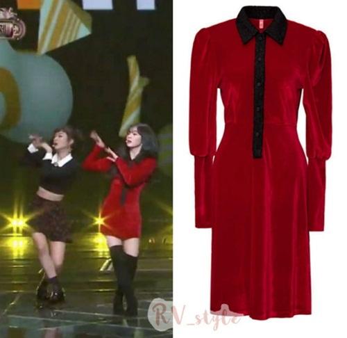 Red Velvet luôn sợ hớ hênh vì stylist có sở thích cắt váy - 4