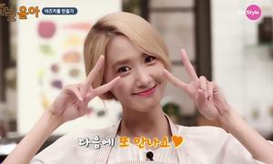 Những idol nữ Kpop có khả năng nấu nướng 'chuẩn' nhất nhóm