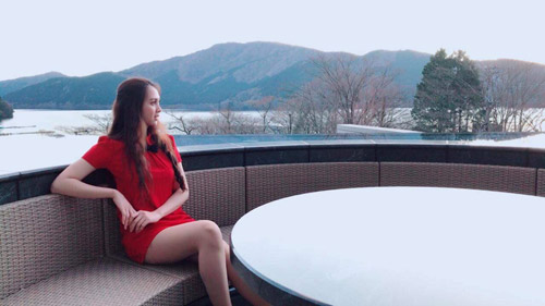 Cô bạn răng khểnh cực duyên trở thành Hoa khôi sinh viên tại Nhật - 5