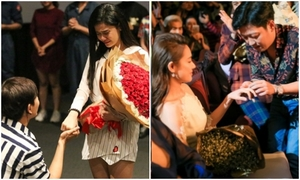 3 màn cầu hôn gây 'náo loạn' của sao Việt