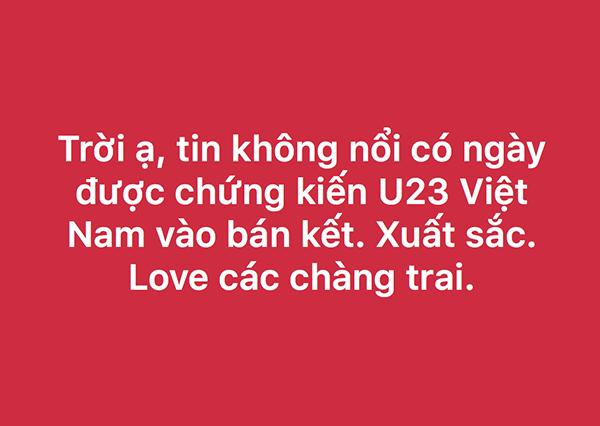 Triệu fan hạnh phúc đến vỡ tim khi U23 lập nên lịch sử ở giải đấu châu Á - 4