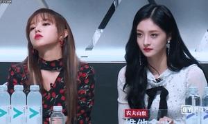 2 nữ idol Kpop nổi ầm ầm vì quá sang chảnh ở show Trung Quốc