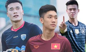Dàn cầu thủ toàn hot boy của U23 Việt Nam trước giờ gặp Qatar