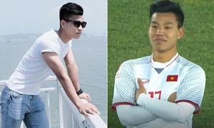 Hot boy U23 Việt Nam gây sốt với cách ăn mừng bàn thắng cool ngầu hết cỡ