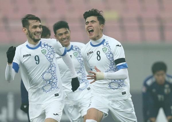 Ơn giời, đã tìm thấy cầu thủ đẹp trai nhất U23 Uzbekistan đây rồi!