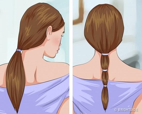 Bí kíp tóc suôn thẳng tự nhiên không cần tới salon - 3