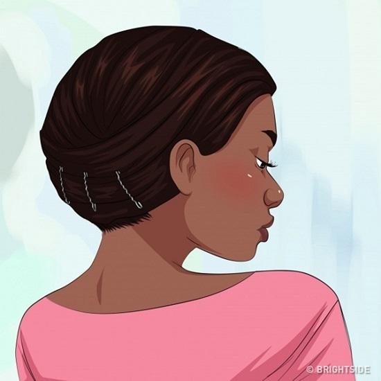 Bí kíp tóc suôn thẳng tự nhiên không cần tới salon - 4