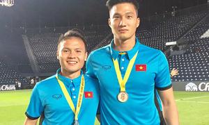 U23 Việt Nam còn có một thủ môn đẹp trai, cao ráo hơn cả Bùi Tiến Dũng