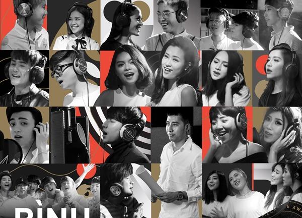 19 nghệ sĩ trẻ đình đám Vpop