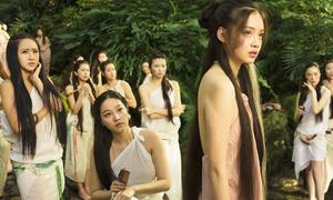 'Tây du ký: Nữ nhi quốc' gây nhức mắt với cảnh tắm suối