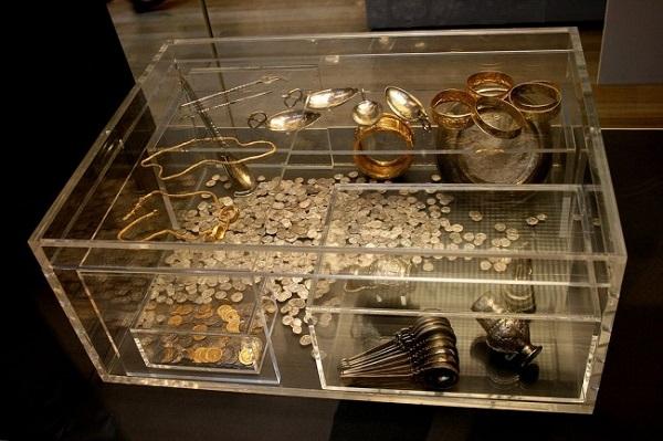 Những kho báu triệu đô vô tình được phát hiện - 3