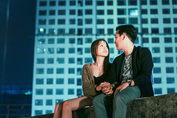 Trường Giang liên tục bị Sam cưỡng hôn trong phim hài Tết mới - 1