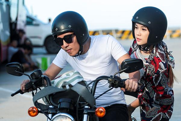 Trường Giang liên tục bị Sam cưỡng hôn trong phim hài Tết mới - 2