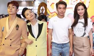 Dàn sao Việt xúng xính xem phim Tết của Ngô Thanh Vân