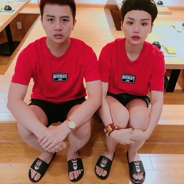 2 cặp đôi bạn thân hàng hiệu mới toe của Vbiz - 4