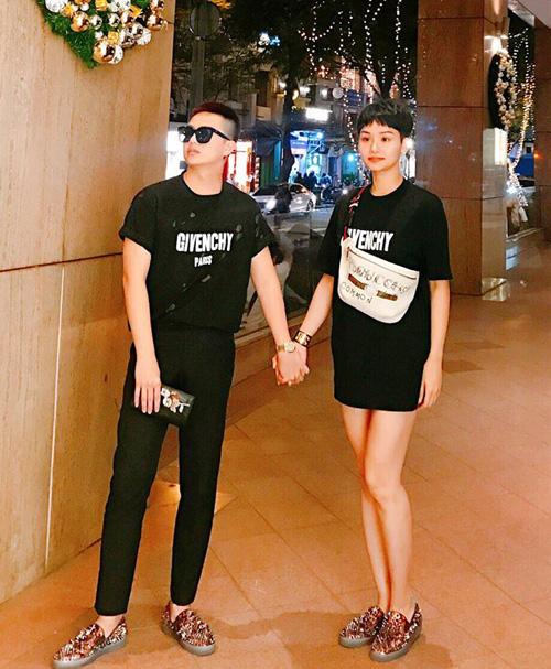 2 cặp đôi bạn thân hàng hiệu mới toe của Vbiz - 2