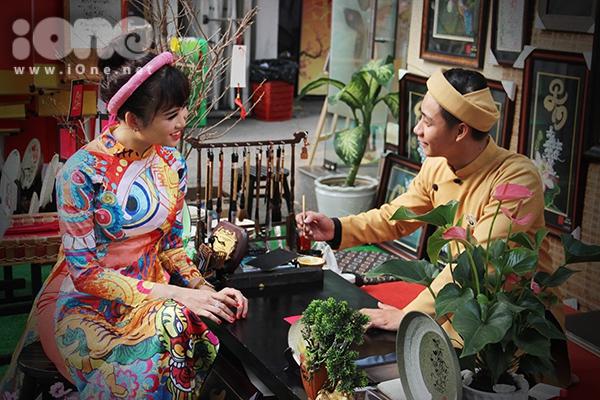 Phố ông đồ giữa lòng Sài Gòn nhộn nhịp girl xinh đến pose hình - 9