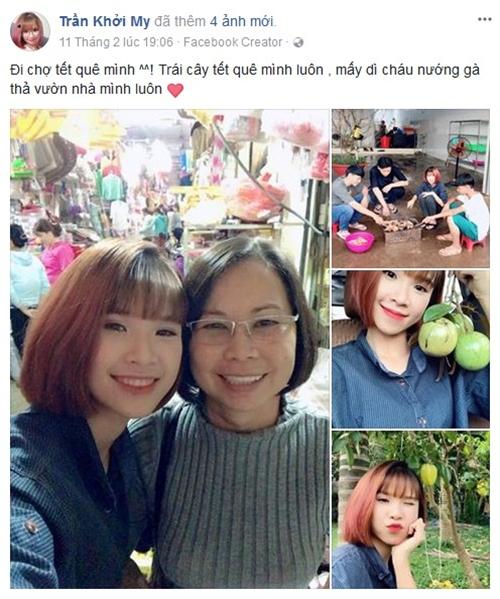 Sao Việt trang hoàng nhà cửa, nấu bánh chưng đón Tết - 4