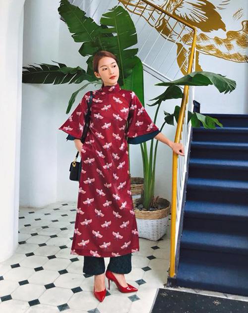 Street style đẹp miễn chê những ngày cận Tết của sao, hot girl Việt - 8