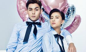 Ngô Thanh Vân - Jun Phạm chụp ảnh phi giới tính ngày Valentine
