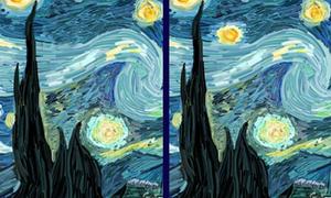 Tinh mắt tìm điểm khác biệt trong những bức họa nổi tiếng