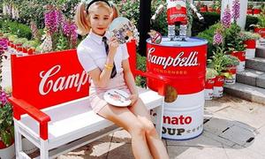 'Idol xấu' JooE sở hữu đôi chân gợi cảm không kém dàn mỹ nhân Kpop