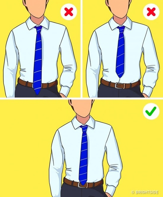 14 quy tắc chọn áo quần mà bạn cần ghi nhớ