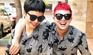 Duy Khánh - Miu Lê: Cặp bạn thân 'lầy lội' mới của Vbiz