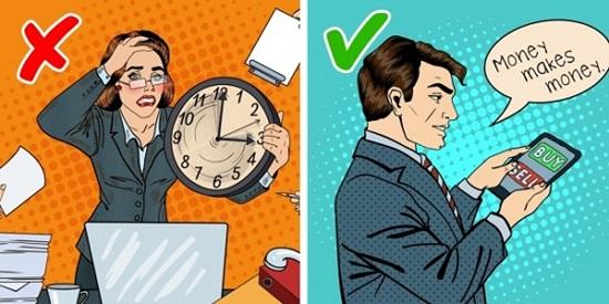 8 lời khuyên hữu ích từ các tỷ phú để có gia sản kếch xù - 5