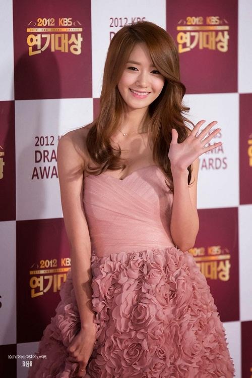 Yoon Ah: Thành công đạt được không chỉ nhờ may mắn và nhan sắc - 4