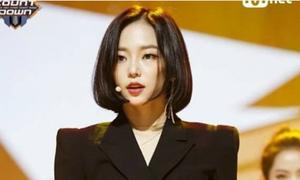 Nữ idol đắn đo một tháng mới cắt tóc và nhận được kết quả bất ngờ