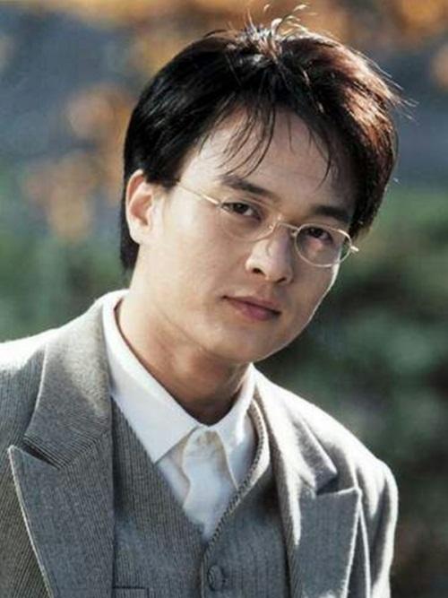 Jo Min Ki thời trẻ.