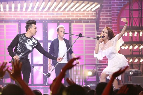 10 dấu mốc lớn trong cuộc đời - sự nghiệp của Hương Giang Idol - 9