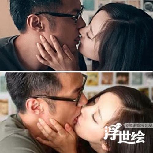 Những nụ hôn nhạt nhẽo nhất trong phim Hoa ngữ - 2