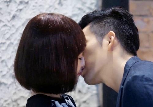 Những nụ hôn nhạt nhẽo nhất trong phim Hoa ngữ - 4
