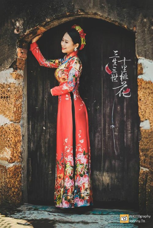 Nguyễn Thùy Dương, sinh năm 1997, Trung cấp 2, chuyên ngành thanh nhạc.