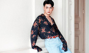 Đào Bá Lộc mặc đồ ngày càng 'gắt', độ nữ tính con gái cũng chào thua