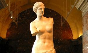 7 bức tượng khỏa thân được coi là kiệt tác điêu khắc của thế giới