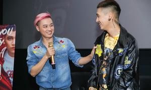 Tronie - Thanh Duy khiến fan lo lắng vì tin đồn 'cạch mặt'