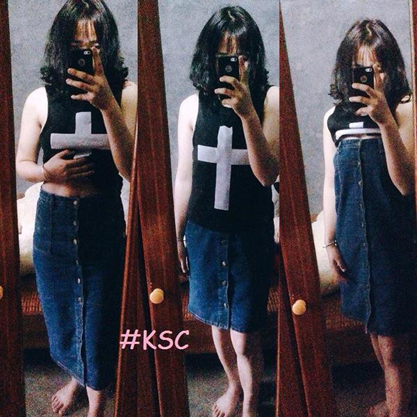 Loạt ảnh chứng minh quần áo online không có lỗi, lỗi ở chiều cao - 5