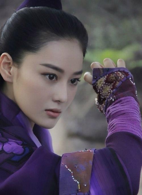 Nhan sắc của Trương Hinh Dư còn lấn áp cả nữ chính.