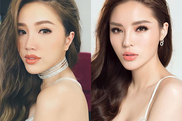4 cặp mỹ nhân Việt chẳng họ hàng mà giống nhau như chị em